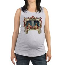 Sacred and Immaculate Hearts Maternity Tank Top