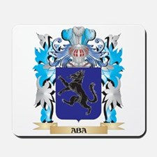 Aba Coat Of Arms Mousepad