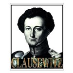 Small Poster of Clausewitz (16x20)