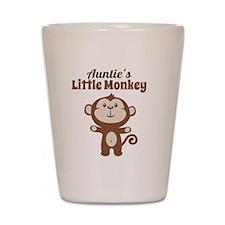 Aunties Little Monkey Shot Glass
