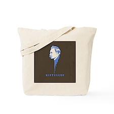nietz-drip-BUT Tote Bag