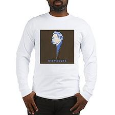 nietz-drip-PLLO Long Sleeve T-Shirt