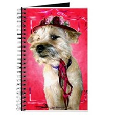Red Hat Cairn Blank Writer's Journal