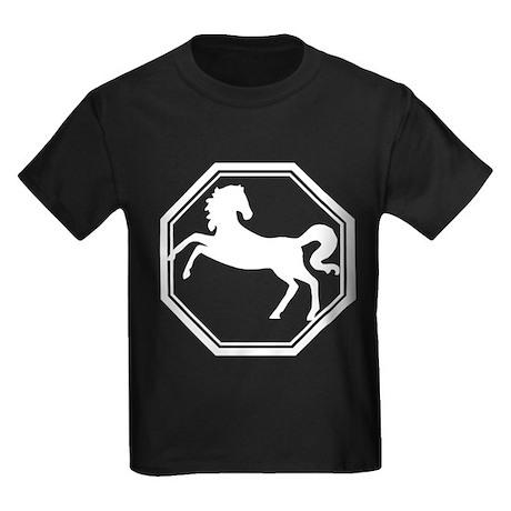 Horse Kids Dark T-Shirt