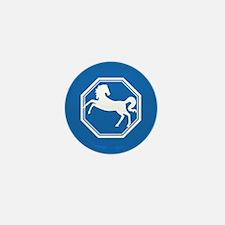 Horse Mini Button (100 pack)