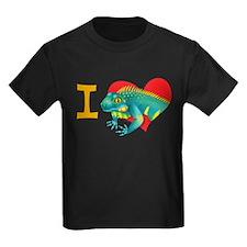 I heart iguanas T
