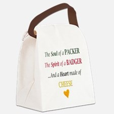 From Wisconsin Canvas Lunch Bag