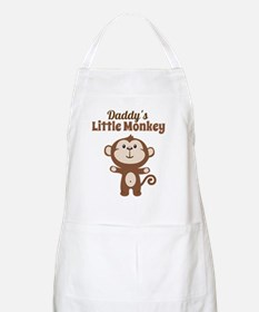 Daddys Little Monkey Apron