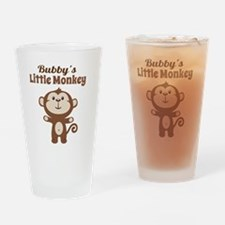 Bubbys Little Monkey Drinking Glass