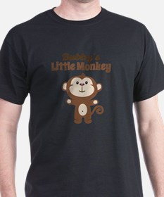 Bubbys Little Monkey T-Shirt