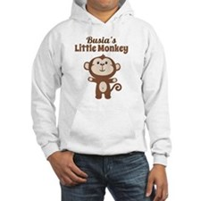 Busias Little Monkey Hoodie