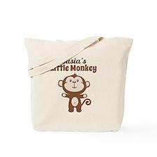 Busias Little Monkey Tote Bag