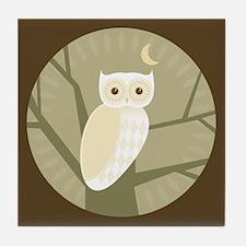 Nite Owl - Tile Coaster