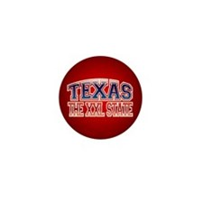 Texas Mini Button (10 pack)