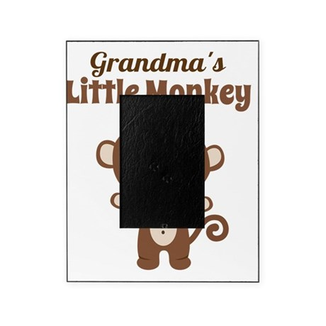 Grandmas Little Monkey Picture Frame