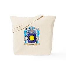 Abram Coat Of Arms Tote Bag