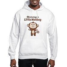 Mommys Little Monkey Hoodie