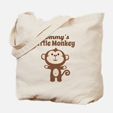 Mommys Little Monkey Tote Bag