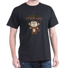 Mommys Little Monkey T-Shirt