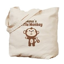 Nanas Little Monkey Tote Bag