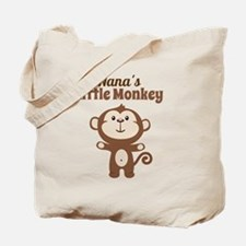 Nanas Little Monkey Tote Bag