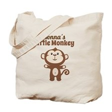 Nonnas Little Monkey Tote Bag