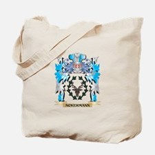 Ackermann Coat Of Arms Tote Bag