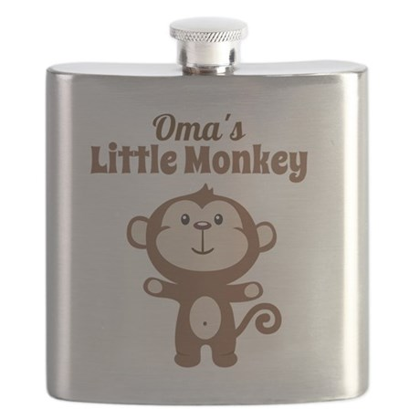 Omas Little Monkey Flask