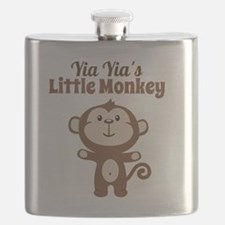 Yia Yias Little Monkey Flask