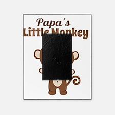 Papas Little Monkey Picture Frame