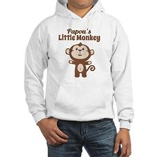 Papous Little Monkey Hoodie