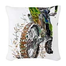 product name Woven Throw Pillow