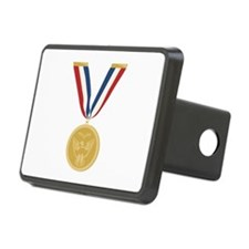 Gold Medal Of Honor Hitch Cover