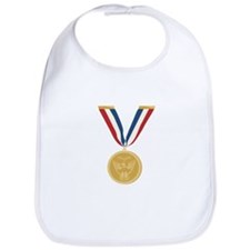 Gold Medal Of Honor Bib