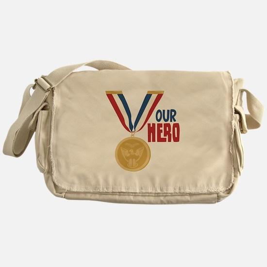 OUR HERO Messenger Bag