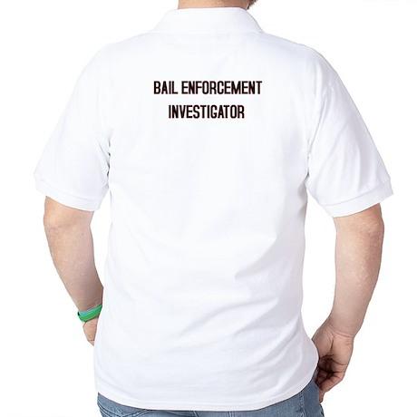 BAIL ENFORCEMENT INVESTIGATOR