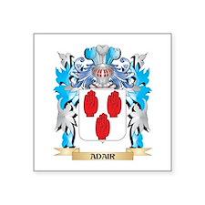 Adair Coat Of Arms Sticker
