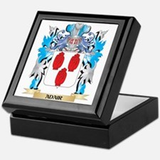 Adair Coat Of Arms Keepsake Box
