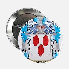"Adair Coat Of Arms 2.25"" Button"