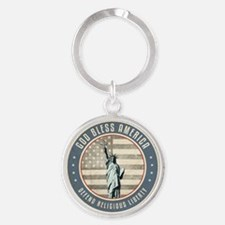 Defend Religious Liberty Keychains