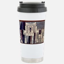 Klee - Architecture in  Stainless Steel Travel Mug