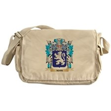 Adan Coat Of Arms Messenger Bag