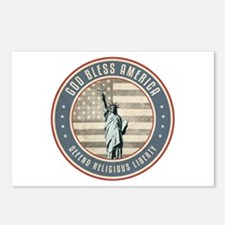 Defend Religious Liberty Postcards (Package of 8)