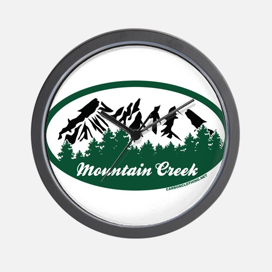 Mountain Creek State Park Wall Clock