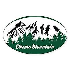 Okemo Mountain State Park Decal