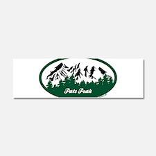 Pats Peak State Park Car Magnet 10 x 3