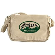 Ski Sundown State Park Messenger Bag