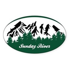 Sunday River State Park Decal