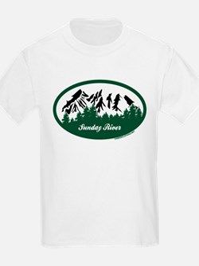 Sunday River State Park T-Shirt