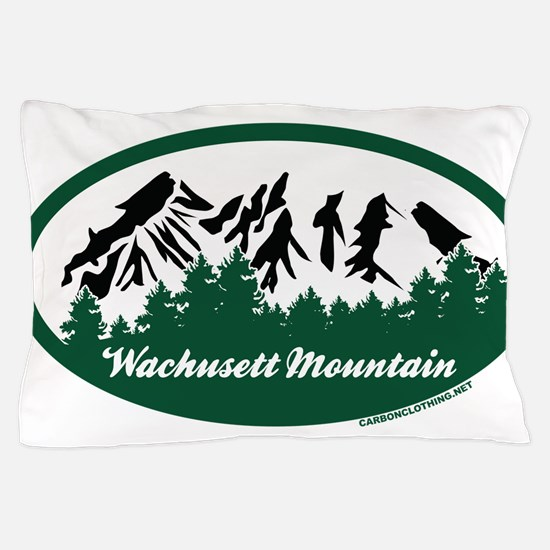 Wachusett Mountain State Park Pillow Case
